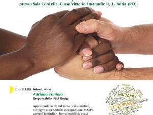Locandina Anolf Rovigo 11.07.16 Adria