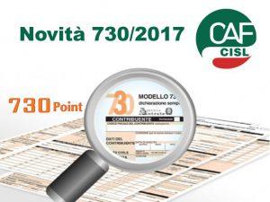 Cisl padova rovigo la cisl unisce for Novita 730 2017