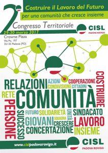 VOLANTINO_A4_Congresso CISL PD RO